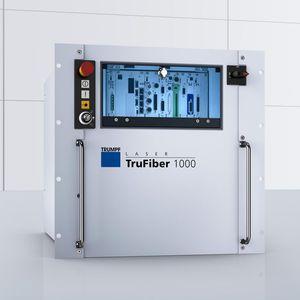 fiber laser / pulsed / precision / single-mode