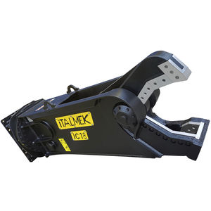 hydraulic demolition shears / for excavators / for steel / for ferrous metals