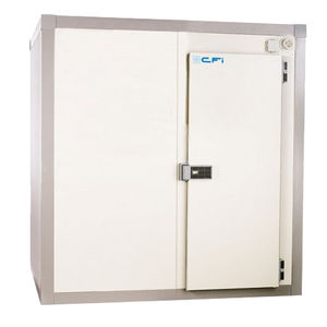 modular cold room / laboratory / for the food industry