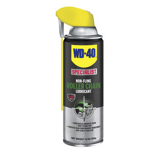 cleaning spray / lubricant / for chain