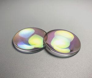 meniscus lens element / spherical / cylindrical / singlet