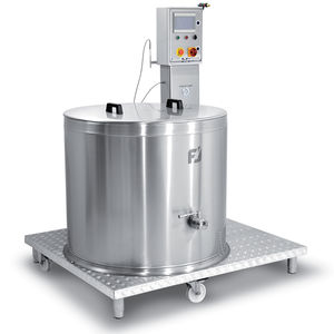 pasteurizer and sterilizer for the beverage industry