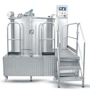 dairy product pasteurizer