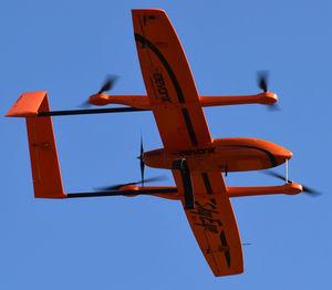 fixed-wing UAV / inspection / mapping / autonomous