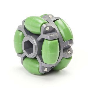 omnidirectional wheel type roller