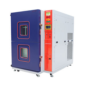 thermal shock test chamber / environmental / with constant temperature and humidity control