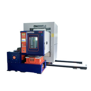 humidity and temperature test chamber / environmental / vibration / stainless steel
