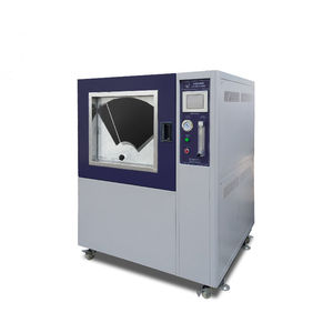 dust test chamber / for aircraft / European standards-compliant / automatic