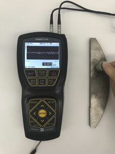non-ferrous material thickness gauge / coating / metal / glass