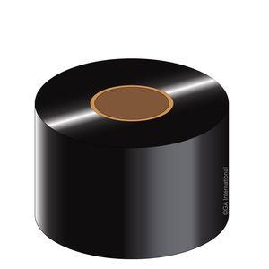 wax-based thermal transfer ribbon / resin-based