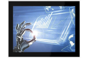 panel PC with PCT touch screen