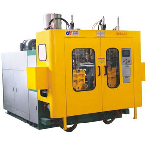 co-extrusion blow molding machine