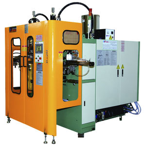 thermoplastic extrusion blow molding
