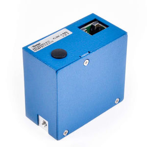 flow pressure controller / gas / precision / proportional