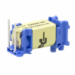 latching solenoid valve / direct-operated / 2-way / air