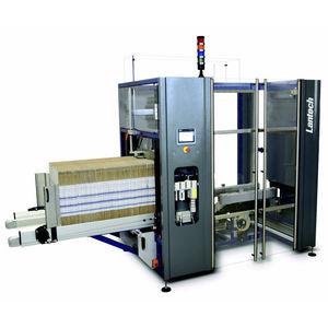 automatic case erector / adhesive tape / hot-melt glue / high-speed