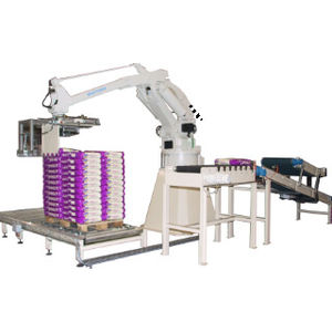 articulated robot / 6-axis / palletizing