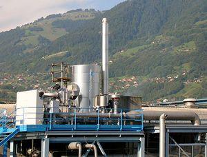 catalytic oxidizer