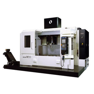 3-axis CNC machining center / vertical / for steel / medium-sized