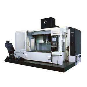 3-axis CNC machining center / vertical / medium-sized / precision