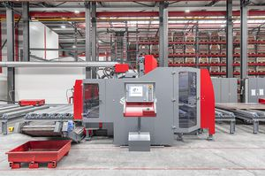 metal cutting machine / plasma / oxy-fuel / sheet