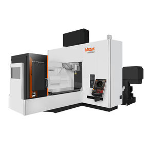 3-axis CNC machining center / vertical / double-column / high-rigidity