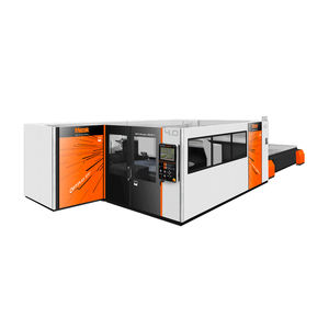 stainless steel cutting machine / for aluminum / for carbon steel / CO2 laser