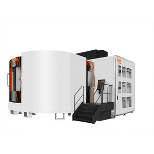 CNC milling-turning center / vertical / 5-axis / high-speed