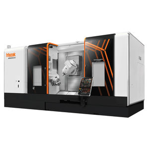 CNC milling-turning center
