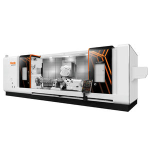 CNC milling-turning center / horizontal / 5-axis / spindle