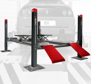 4 post lift