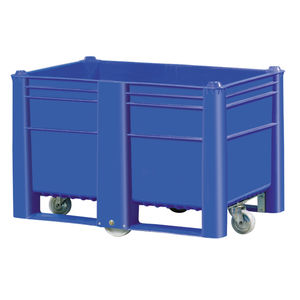 HDPE pallet box / handling / stackable / recyclable