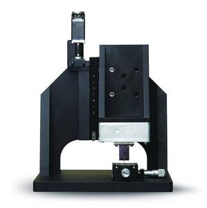 nanomechanical indentation hardness tester / Vickers / benchtop / for steel