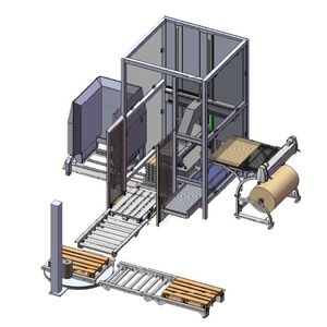automatic palletizer / tower / handling / positioning