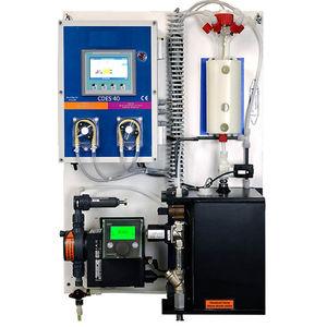 industrial chlorine dioxide generator / for swimming pools