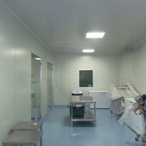 clean room for the pharmaceutical industry