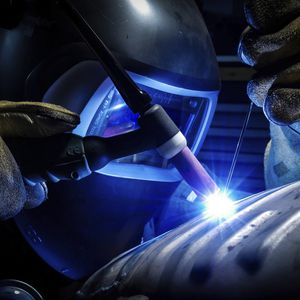TIG welding / steel / stainless steel / industrial