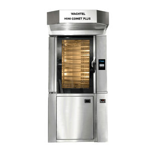 rotating rack bakery oven