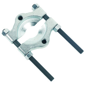 roller extractor-stripper with force screw