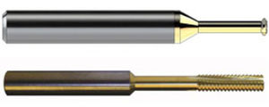 solid milling cutter