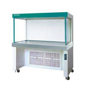 horizontal laminar flow safety cabinet