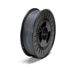 3D printer PLA filament / 1,75 mm / black / white