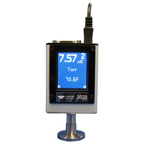 Pirani vacuum gauge