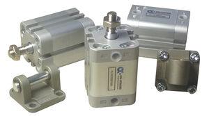 pneumatic cylinder / single-acting / double-acting / piston