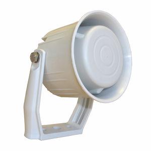 plastic housing loudspeaker