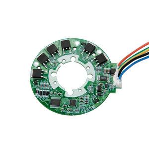 3-phase motor control