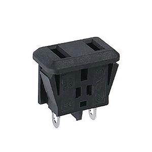 built-in electrical socket