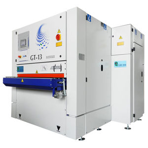 double-sided deburring machine