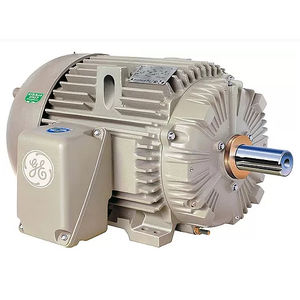 heat exchanger motor / AC / induction / 4-pole
