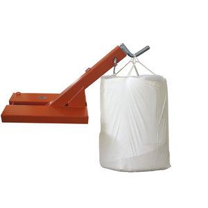 telescopic arm lifting device